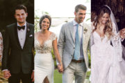 15 Celebrity Weddings That Prove Love Was Alive and Well in 2016...