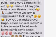 Kendrick Lamar's Mom Sums Up Her Excitement About His New Al...