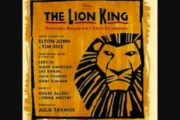The Lion King Broadway Soundtrack - 18. He Lives In You (Reprise)...