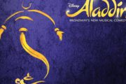 Disney's Aladdin The Musical Broadway Soundtrack...