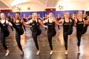The Broadway.com Show: In Rehearsal for The Christmas Spectacular...
