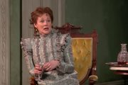 The Little Foxes: Laura Linney as Birdie...