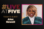 Broadway.com #LiveatFive with Alex Newell of Once On This Island...