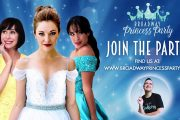 Broadway Princess Party: Coming to a Kingdom Near You!...