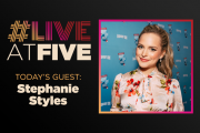 Broadway.com #LiveatFive with Stephanie Styles of Kiss Me, Kate...