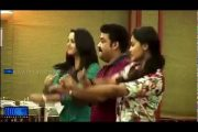 Mohanlal Dance Practice with Actresses...
