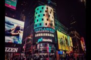 UnPlanned Lights Up Times Square...