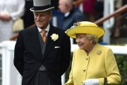 Royal Family Celebrates Queen Elizabeth II and Prince Philip'...
