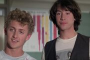 First Bill And Ted Face The Music Images Put Them Back In The Tim...