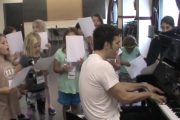 A Class Act NY Broadway Camp for Kids - Voice Workshop...