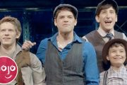 Top 10 Broadway Songs to Get You PUMPED...
