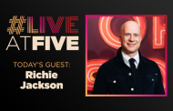 Broadway.com #LiveatFive with Richie Jackson...