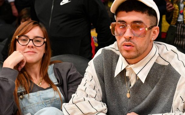 Bad Bunny Surprise Releases a New Song Featuring... His Girlfrien...