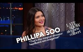 Phillipa Soo Lost Her Cool When Julie Andrews Came To 'Hamilt...