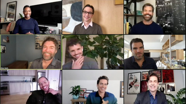 Catch Up with the Cast of The Boys in the Band on The Broadway Fi...