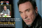 Patrick Page, Broadway Actor, The Lion King - StoryBeat with Stev...