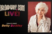 Broadway.com Live! with Betty Buckley...