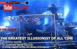 THE GREATEST ILLUSIONIST OF ALL TIME (Chapter One)...