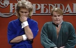 That Time A Naked Chris Farley Got SNL Stars Kicked Out Of A Stri...