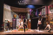 Learn the Methods to the Madness! Go Backstage at The Play That G...