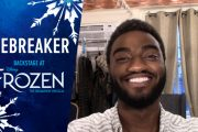 Backstage at Frozen with Jelani Alladin, Episode 8: Kristoff Out!...
