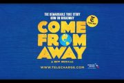 Come from Away on Broadway...